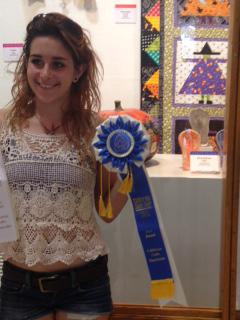 Marisa Kindsvater State Fair 2015